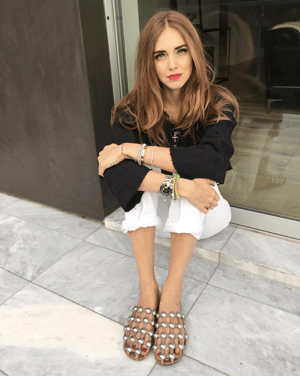 الأحذية الأكثر رواجاً حالياً بأسلوب أيقونات الموضة